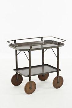 BBPR; Unique Bar Trolley, 1959