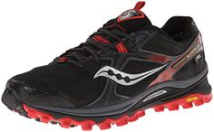 Saucony Men's Xodus 5.0 Gtx Trail Running Shoe,Black/Red,11.5 M US Get Rabate - http://trailrunningshoes.hzhtlawyer.com/saucony-mens-xodus-5-0-gtx-trail-running-shoeblackred11-5-m-us-get-rabate/