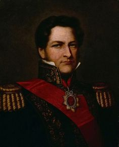 Juan Manuel de Rosas of Argentina