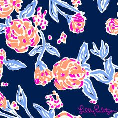 Lilly Pulitzer Fall '13- Pom Pom Print