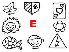 Pro Šíšu: Pracovní listy ČTEME PÍŠEME NÁSLOVNÁ HLÁSKA Alphabet, Playing Cards, Album, Education, Logos, Preschool Printables, Preschool Math Activities, Archive, Alpha Bet