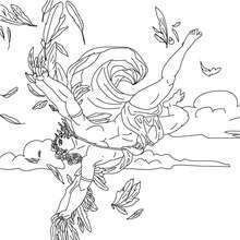 theseus coloring pages - photo#24
