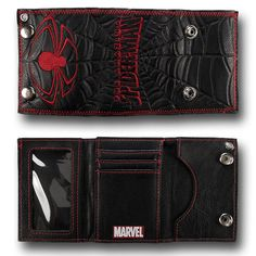 Spiderman, Spiderman, Does whatever a spider can. Here comes the Spiderman. Classic Songs, Things To Buy, Stuff To Buy, Wallet Chain, School Bags, Marvel Comics, Spiderman, Purses, Mom