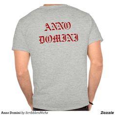 Anno Domini T-shirt