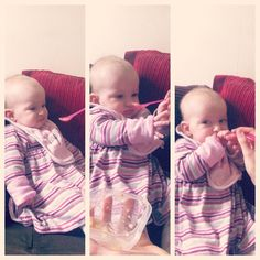 bella first tastes banana december 2012 - lylia rose memories lifestyle blog