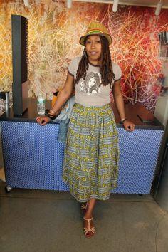 African Prints in Fashion: Impressions: African Bazaar in Brooklyn