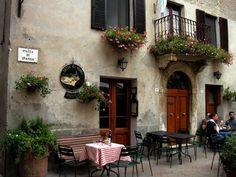 Simply Pienza, Tuscany