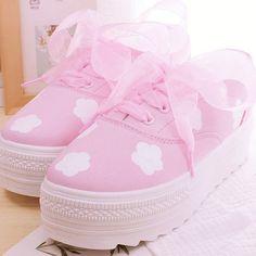 Pink Cloud Shoes