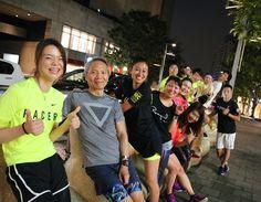 Nike+ Run Club LOCAL RUN 2016/06/21 20:04- [38]