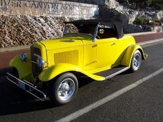 World Of Classic Cars: Ford Roadster 1932 - World Of Classic Cars - Vintage Cars, Antique Cars, 1932 Ford Roadster, Car Man Cave, Old Trucks, Old Cars, Custom Cars, Cars Motorcycles, Hot Rods