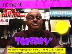 tuesdays weather @pleasure angling tackle & bait shop deal kent 16th june