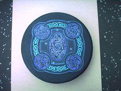 Lindisfarne spiral