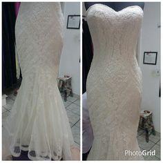 Está  precisando deixar o vestido de noiva com a sua aparência?   Venha nos visitar.