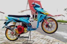 Modifikasi Vario Techno Kontes Motor Terbaru Motor Street Racing