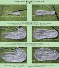 Resultado de imagem para sapatinhos de croche para bebe passo a passo