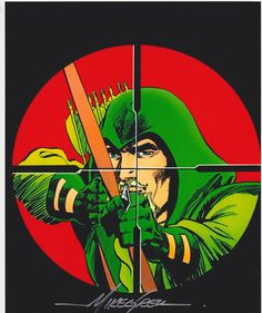 Mike Grell: DC Comics Cover Artist (Green Arrow)