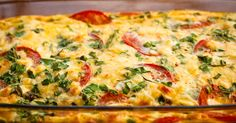 This Nutrient-Packed Breakfast Bake Will Start Your Day Off Right!