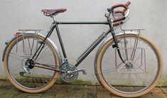 Vélo 650b campeur