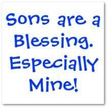 He is my greatest blessing!