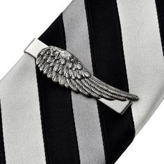 Owl Inspired Tie Clip Bar  Gifts for Him  Suit and Tie Accessories  Tie Clips  Mens Tie Clips  Gifts for Men  Father/'s Day Gifts