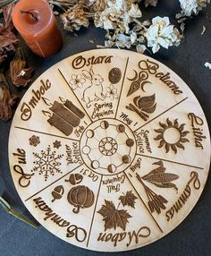 Autel Wiccan, Pagan Witch, Magick, Witchcraft Spells, Witchcraft Supplies, Wood Burning Crafts, Wood Burning Patterns, Pagan Decor, Tarot