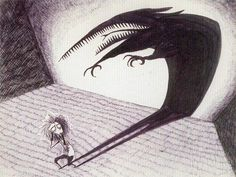 tim burton art - Google Search