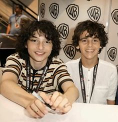 Finn and Jack at sdcc 2017