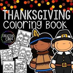 Happy Thanksgiving! I am extremely thankful for the support of all my followers! Enjoy this free Thanksgiving Coloring Book! Print all or some of the pages for your kiddos (or even yourself if you need a little stress-relief coloring session!)This product is for PERSONAL USE only and cannot be copied, redistributed or posted for others.