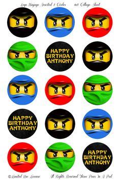 Ninjago Birthday Invitations is adorable invitation template