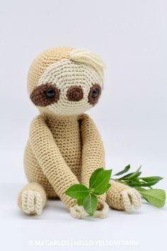 Slow Mo the Sloth