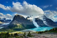 Mount Robson Provincial Park, British Columbia, Canada.