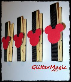 glue pushpin or thumb tack to back to attaché clothespin to wall, then just use clip to hold up student work. Easy to change and no need for staples on their pages. Mickey Mouse Room, Mickey Mouse Classroom, Disney Classroom, Toddler Classroom, New Classroom, Kindergarten Classroom, Classroom Themes, Classroom Layout, Disney Themed Rooms