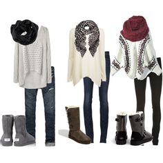 UGG + COZY SWEATER OBSESSION