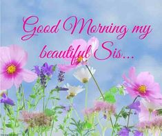 Looking for Good Morning Wishes for Sister? Start your day by sending these beautiful Images, Pictures, Quotes, Messages and Greetings to your Sis with Love. Good Morning Sister Images, Good Morning Family Quotes, Good Morning Gif, Good Morning Photos, Good Morning Messages, Good Morning Greetings, Good Morning Wishes, Morning Quotes, Tuesday Greetings