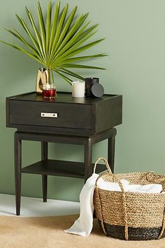 Anthropologie Holcombe Nightstand