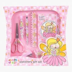 Fairy Little Princess Print Stationery - Set of 7
