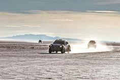 Salar de Uyuni en Bolivia #Bolivia #4x4 #4wd #Travel #tours #overland #Nissan