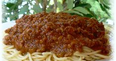 Pasta With Meat Sauce, Spaghetti Sauce, Canadian Food, Canadian Recipes, Cabbage Rolls, French Food, Copycat Recipes, Food And Drink, Ethnic Recipes