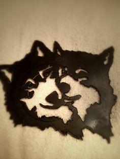 Loups vinyles