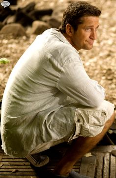 HQ Gerard Butler as Jack Rusoe in Nim's Island - 2008