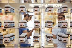 Why Nutella and Nike Have Hong Kong Shoppers Lining Up For Hours Pop-up stores get brands in malls they typically can't afford