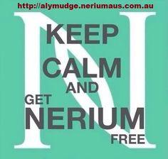 Keep Calm And Get Nerium Free : Ask Me How  http://alymudge.neriumaus.com.au