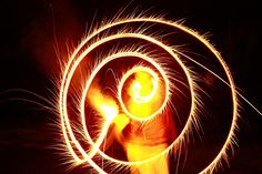 How to Photograph Sparklers