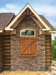 Steel log siding the wood look with no maintenance for Fire resistant house siding material hardboard