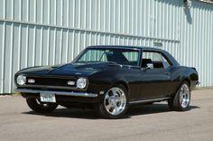 LS1-Powered 1968 Chevrolet Camaro