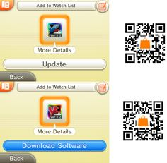 The next patch for Pokémon X & Y has been released. This patch fixes various exploits such as InstaCheck and Battle Analyzer that ruined the experience for many. It is required to go online with the games so be sure to download it. It can be downloaded by scanning the attached QR codes with your 3DS's camera.