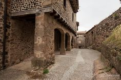 Santa Pau, un pueblo medieval en la Garrotxa