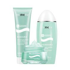 Biotherm cleanser, moisturizer & skin softener <3