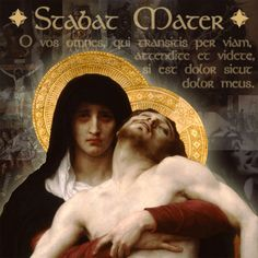 Powerful - Feast of Our Lady of Sorrows - Sept think of the depth of sorrow His mother felt.