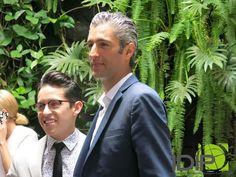 Nuestro Personal Shopper Emmanuel Castillo con el CEO de Formafina Nima Pourshab  #Formafina #IDIP #imagen #shopper #moda #designer  www.idip.com.mx